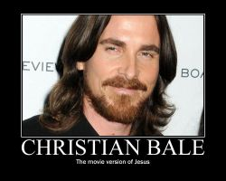 Christian Bale by IDegonI