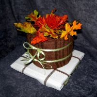 Autumn Groom's Cake by UrsulaPatch
