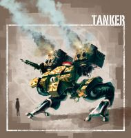 Tanker by DeadSlug