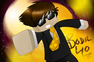 ~Bodil40~ by MapleDashStar