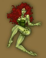 Poison Ivy by Carolsart69 by franganesques