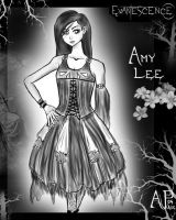 Amy Lee by Kuko-chan