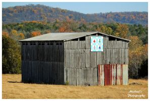 Trousdale County Quilt Trail Barn by TheMan268
