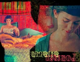 amelie poulain by Tophmania