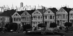 Painted ladies B and W by Tophosphere