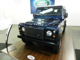 LAND ROVER DEFENDER by javisanta
