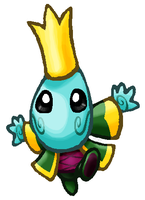 Sticker Minimus by PsychoTeensie