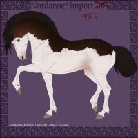 Nordanner Import 957 by Cloudrunner64