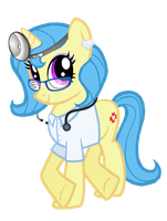 Doctor Crystal Heart by Reitanna-Seishin