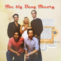The big bang theory cast blend by HappinessIsMusic