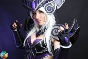 Syndra cosplay (3) by Bahamut95