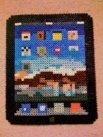 Bead iPad by akri7