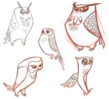 More owls by Jtown67