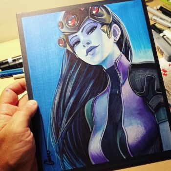 Widowmaker by Omar-Dogan