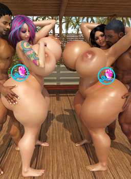 Bessie n Uki Lewd 1 preview by SuperTito