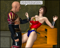 Lex Luthor Enhanced 04 by LordSnot