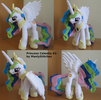 Celestia #2 by ManlyStitches