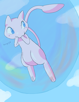 mew by neevogirly