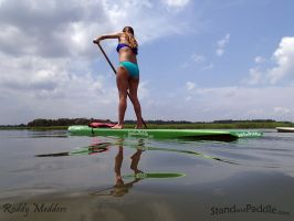 Stand and Paddle SUP 4735 by PaddleGallery