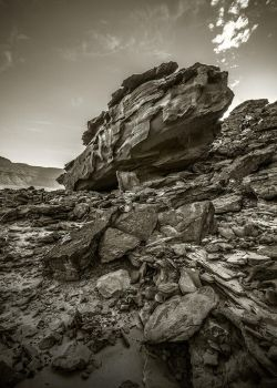 Rocky Composition by pharaohking