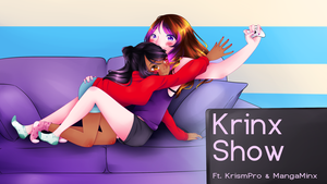 Krinx Show Card by MarchBunny