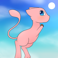 Mew by PlayDeadYo