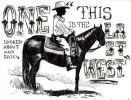 This is the last west by blindthistle