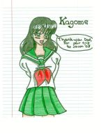 kagome for jacon by Fred-Weasley