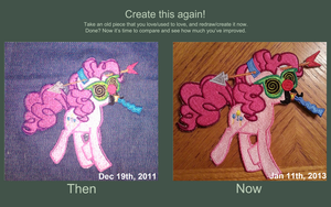 Then and Now by EthePony