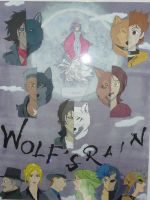 wolf's rain color by EarendilNenya