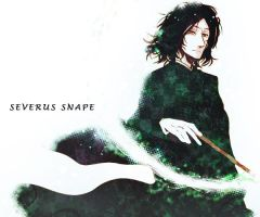 snape by kyo52473