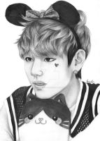 V (Taehyung) by BlueBerry-is-cute