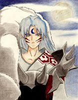 Sesshomaru Other Style by LostAffection