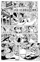 Batman and Robin page 1 by literacysuks1