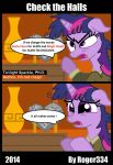Check the Halls by Roger334