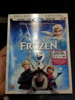 FINALLY GOT THE MOVIE FROZEN!!!! :D by WinterMoon95