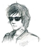 Frank Iero by Erzahlung