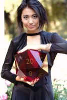 Dungeons and Dragons D20 by Daria168