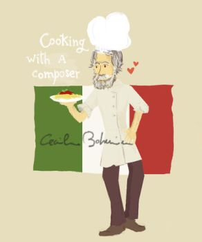 - Cooking with a composer: Verdi - by CeciliaBohemien