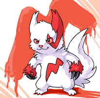 Zangoose Day by fuzzball288