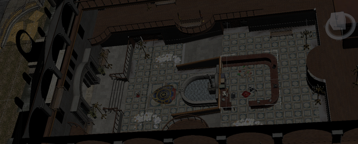 ORC POLICE STATION FULL INTERIOR AND EXTERIOR by Oo-FiL-oO
