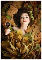 Autumn Allegory. by saturninus