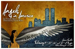Angels in America Poster by ceasetobeme