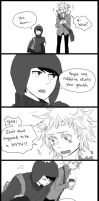 SP: Creek by mamiuuuuuu