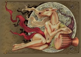 --year of the horse by Girre