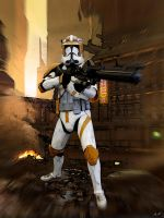 Commander Cody by Aki-K