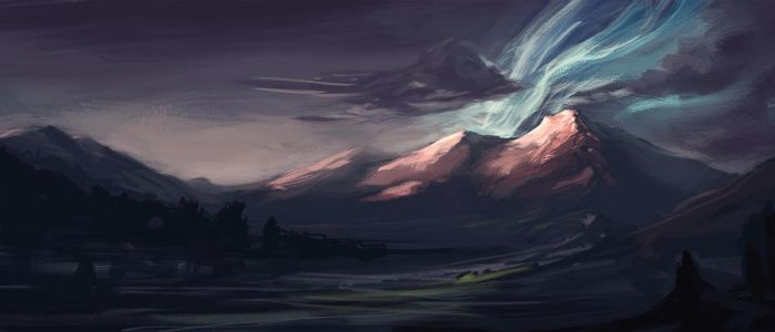 speed paint  m by xpe