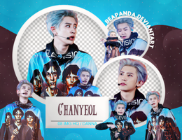 Pack Png #634 // Chanyeol (EXO) by BEAPANDA