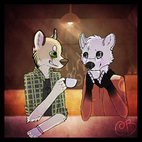 and then i said, by coonbutts