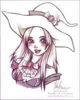 Miss Witch by helloheath
